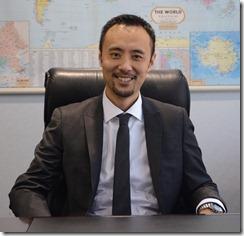 2. Huawei - Mr. Shi Yaohong, President of Middle East