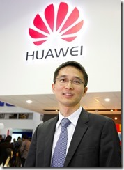 Bob Cai, VP Wireless Marketing, Huawei (2)